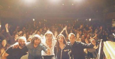 Crónica: Fredi Leis conquista la sala Galileo con sus 'Días grandes'