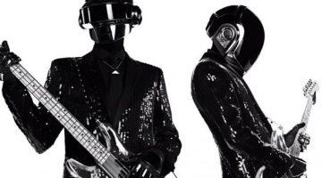 Las Cosas de Martirios: 6 Grados de Separación para unir a Daft Punk con Coldplay