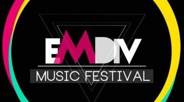 ¡CONCURSO VIP y grandes confirmaciones para EMDIV Music Festival 2017!