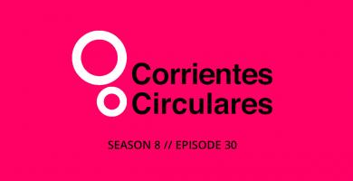 Escucha Corrientes Circulares 8×30 y último de la temporada con las entrevistas a BENI FERREIRO de IGLOO y JUAN ALBERTO y ANDRÉS de NIÑOS MUTANTES, la GUERRA DE FESTIVALES y mucho más!!!