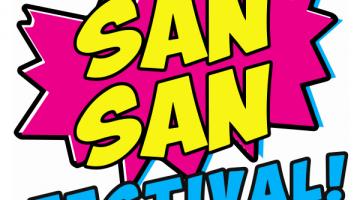 SanSan Festival anuncia que pronto anunciará cosas