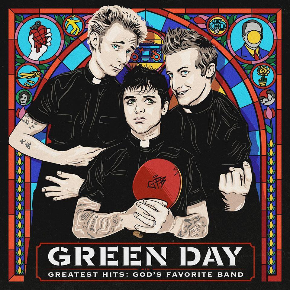 Green Day 2018