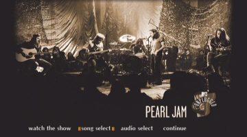 El día que… Pearl Jam visitaron MTV y dejaron este increíble Unplugged