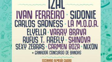 El Cooltural Fest de Almería se une a la Guerra de Festivales