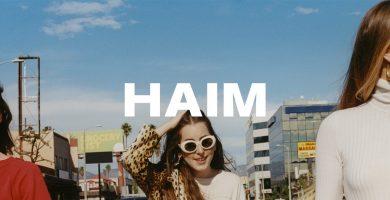 Emocionante vídeo de 'Night So Long' de HAIM