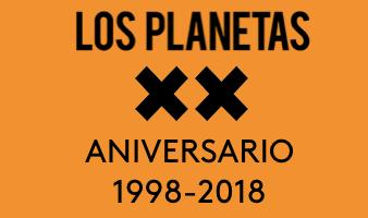 La imagen que muestra el encuentro más esperado de Los Planetas