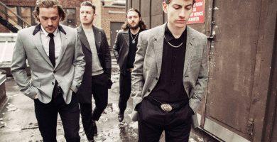 ¡Nuevo anuncio por parte de Arctic Monkeys!