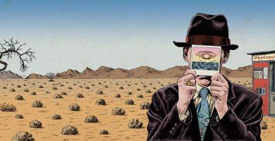 Escucha 'Ser árbol', primer adelanto del nuevo disco de Nacho Vegas