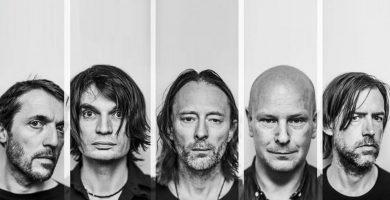 ¡Sale a la luz una canción inédita de Radiohead!
