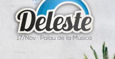 Deleste Festival presenta su cartel 2018 con una gran bomba y muchas sorpresas
