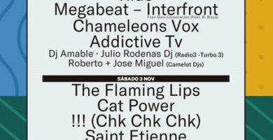 !Descubre el cartel completo de Visor Fest!