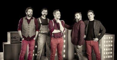 LOVE OF LESBIAN estrenan su espectacular gira 'ESPEJOS Y ESPEJISMOS'