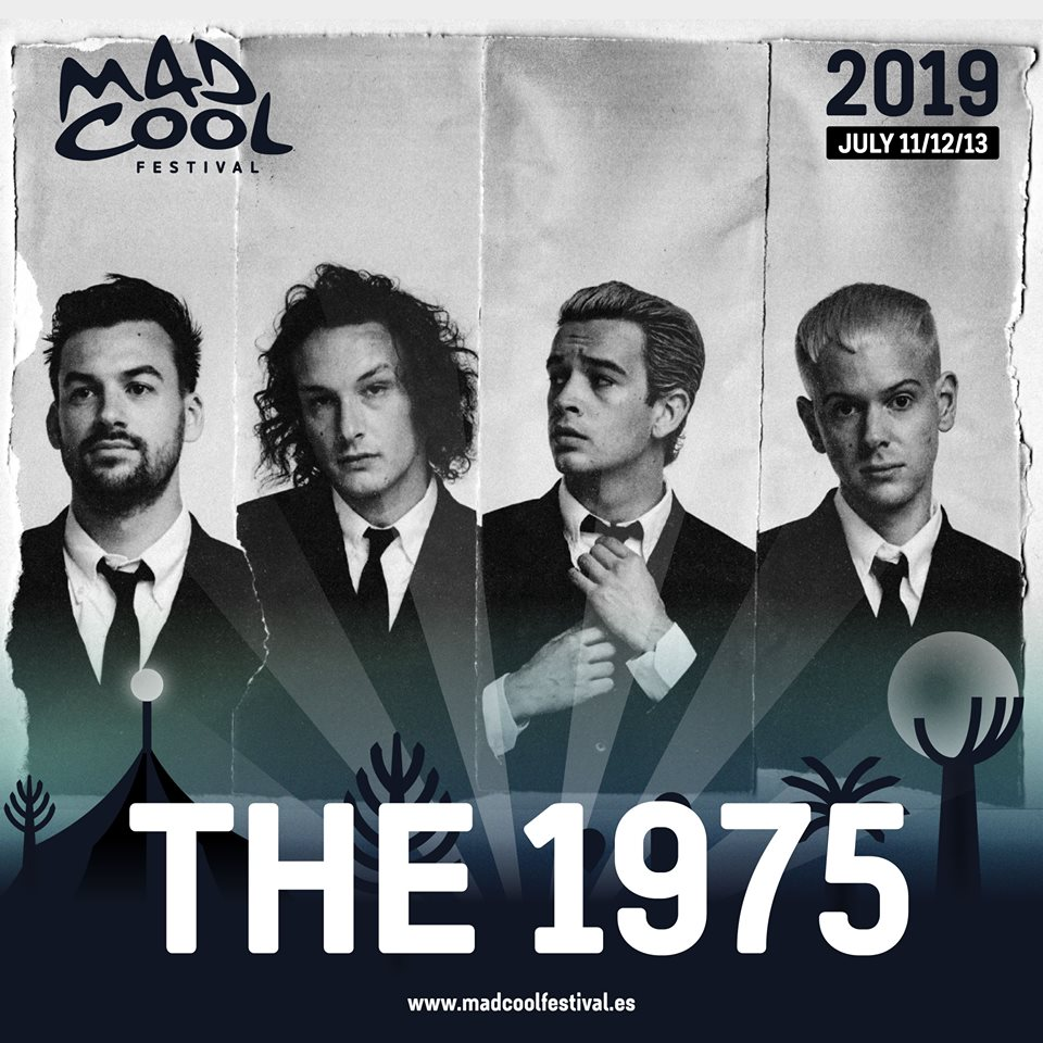 The 1975 a Mad Cool Festival