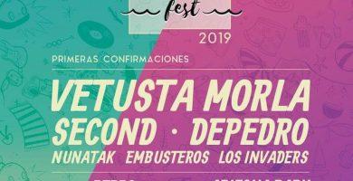 ¡Descubre las primeras confirmaciones de Cooltural Fest 2019!