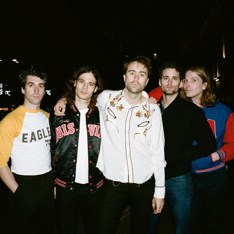 The Vaccines 2018