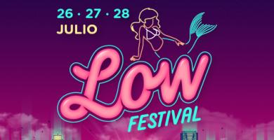 Bombazo de Low Festival en la Guerra de Festivales