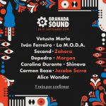 Granada Sound presenta sus nuevas confirmaciones