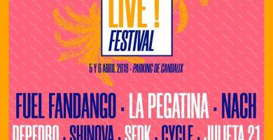 Elche Live Festival: Un paso de calidad hacia el Futuro
