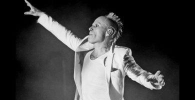 Fallece Keith Flint, cantante de The Prodigy