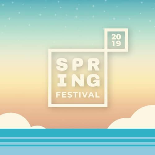 Horarios Spring Festival