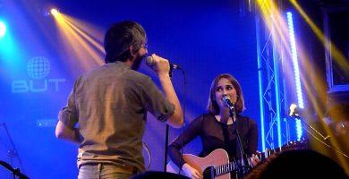 Zahara y Xoel López