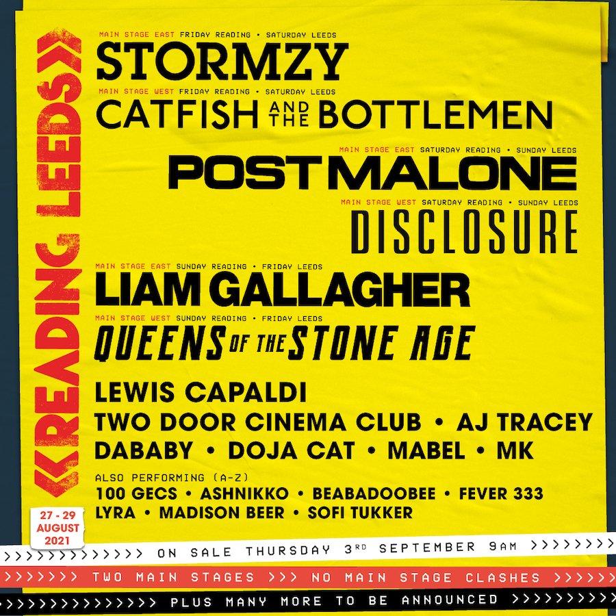Reading / Leeds Festival